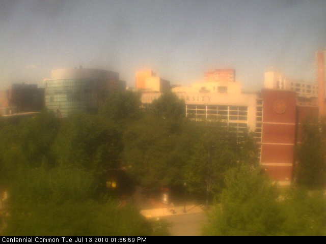 Webcam in Boston